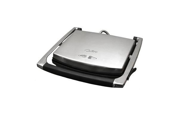 Nero Sandwich Press 4 Slice Stainless Steel 900W