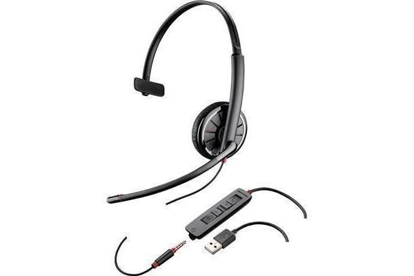 Earphones plus - Plantronics Blackwire C315 - headset Overview