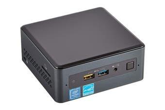 Intel NUC Mini PC with Dual-Core Celeron J4005, 4GB DDR4 RAM, 32GB eMMC & Windows 10