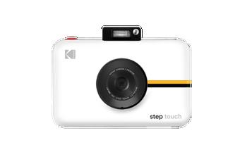 Kodak Step Instant TOUCH Digital Camera - White