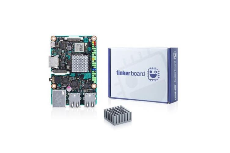 ASUS TINKER BOARD/2GB, an ARM-based Single Board Computer
