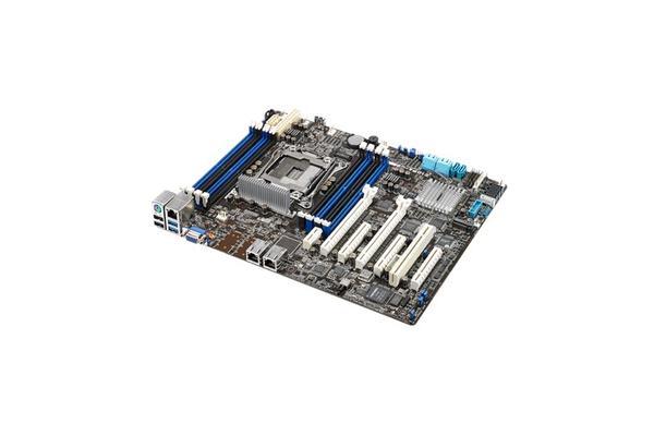 ASUS Z10PA-U8 MB, Socket R3, Intel C612, 8x DDR4, 2x PCIE3.0 x16, 9x SATA3, 1x M.2, 2x USB3, VGA, ATX, Dual LAN