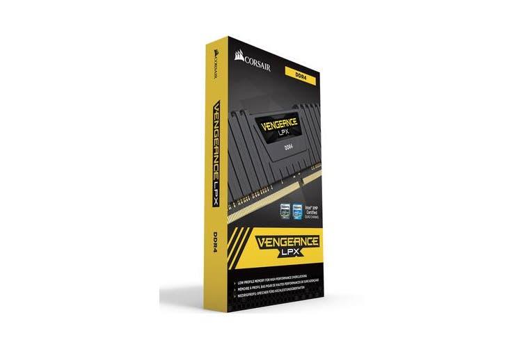 Corsair Vengeance LPX 32GB (2x16GB) DDR4 2400MHz C16 Desktop Gaming Memory Black AMD Ryzen