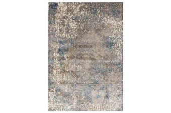 Danica Transitional Rug Blue Grey 220X150cm