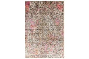 Danica Transitional Rug Soft Pink 220X150cm