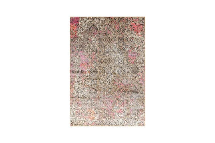 Danica Transitional Rug Soft Pink 220X150cm