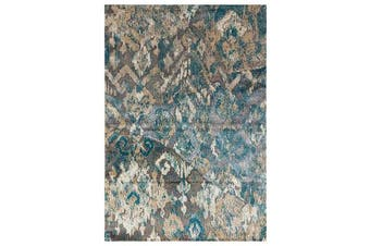 Julia Urban Stunning Rug Blue Grey 220x150cm