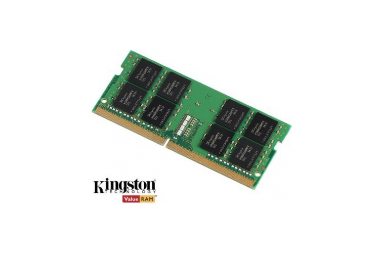 Kingston 16GB (1x16GB) DDR4 SODIMM 2400MHz CL17 1.2V ValueRAM Single Stick Notebook Laptop Memory ~KVR21S15D8/16 MENB16GBDDR42133