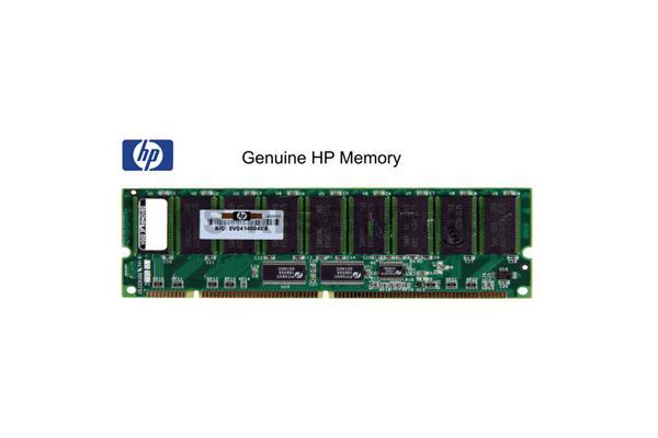 HP 512Mb PC2-5300F 667Mhz ECC FBD SR x8 CL5 240-Pin (1x512Mb) Memory Kit - Intel