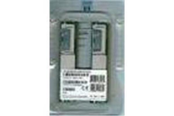 HP 2Gb PC2-5300F 667Mhz ECC FBD DR x8 CL5 240-Pin (2x1Gb) Memory Kit - Intel ML350 G5 ML370 G5