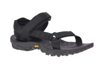 Merrell Women's Kahuna Web Sandal (Black)