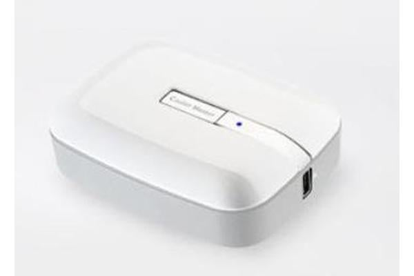 View more of the Coolermaster 4350mah White Powerbank. Provide up to 17 Hours of extra Power for mobile devices. Over Charge and Short Circuit Protection. (LS)