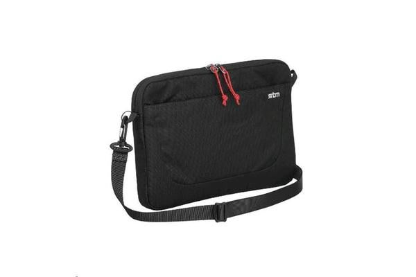 """STM 11"""""""" Notebook Sleeve Blazer Extra Small for Apple MacBook Air - Black"""