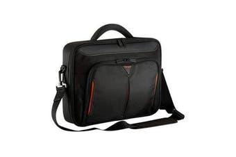 "Targus Topload Messenger Bag Business for 17-18.2""  Laptop/Notebook - Black Classic+ Clamshell"