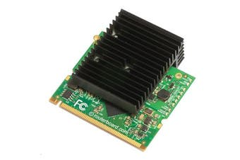 MikroTik R2SHPn 802.11b/g/n 2.4GHz Super High Power miniPCI card