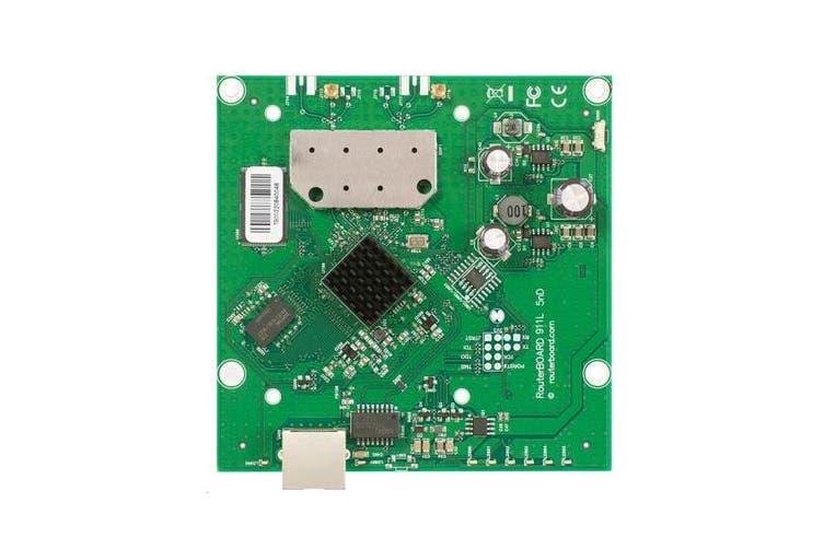 MikroTik RB911 Lite5 Dual Chain 802.11a/n CPE