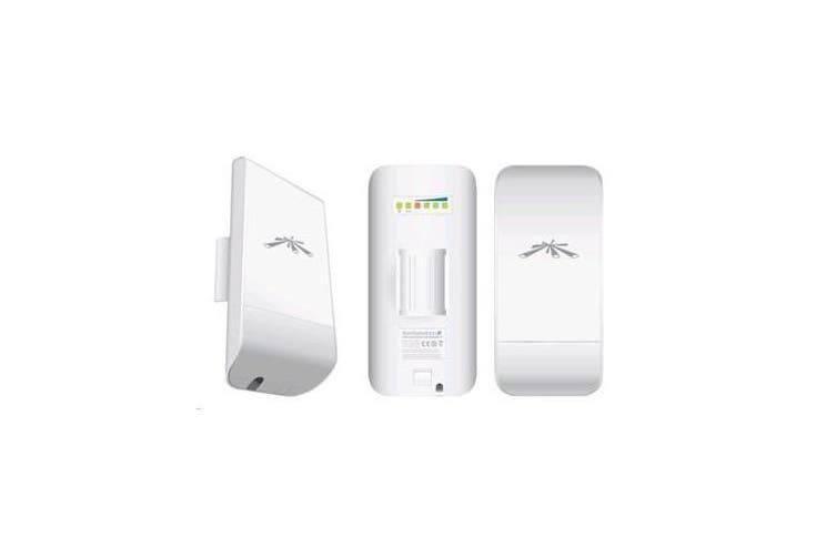 Ubiquiti NanoStationM LocoM5 Wireless-N 5GHz/150+ Mbps/10+ KM Outdoor AP/Bridge (PtP - OLD