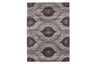 Lucid Dream Modern Rug Purple 230x160cm