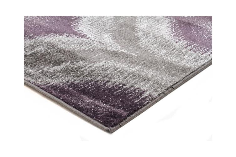 Lucid Dream Modern Rug Purple 290x200cm