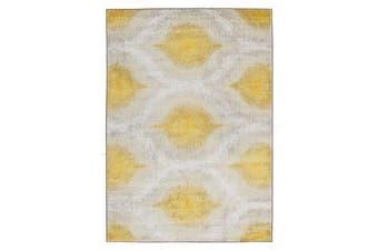 Lucid Dream Modern Rug Yellow 230x160cm