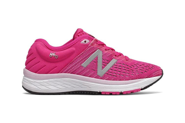 Dick Smith New Balance Girls 860v10 Running Shoes Carnival With Sedona Oxygen Pink Size 3 Us Clothing Shoes Accessories Kids Girls Girls Shoes