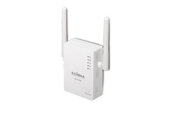 View more of the Edimax 500Mbps Powerline Ext With N300 WIFI; Plug'N'Play