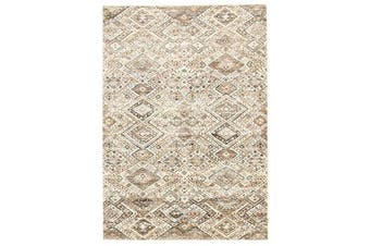 Mayfair Tribe Bone Runner Rug 400X80cm