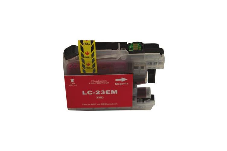 LC-23E Magenta Compatible Inkjet Cartridge