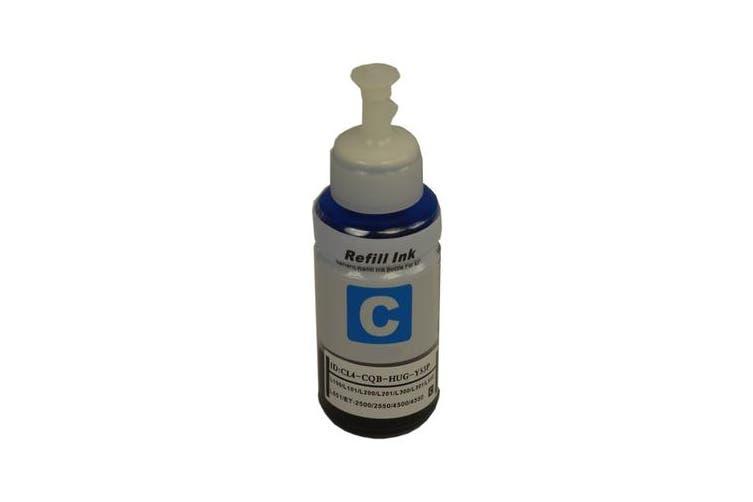 664 Generic Cyan Refill Bottle