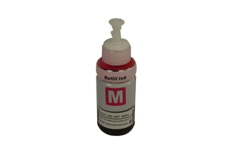 664 Generic Magenta Refill Bottle