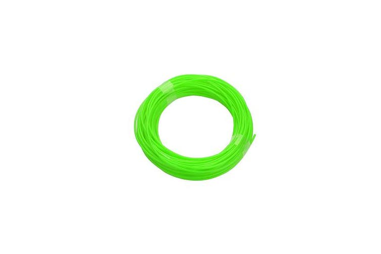 340M Pla Filament 1.75Mm For 3D Printer Pen Modeling Draw Round - Fluro Green