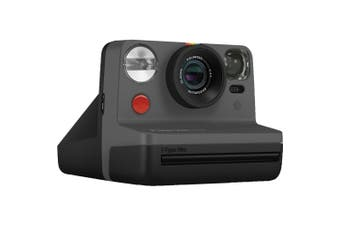Polaroid Now i-Type Instant Camera - Black