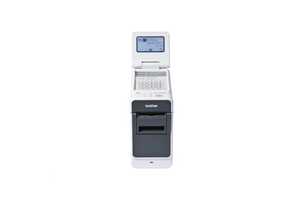 Brother Point-of-Sale TD-2120N Direct Thermal Printer - Monochrome - Desktop - Receipt Print