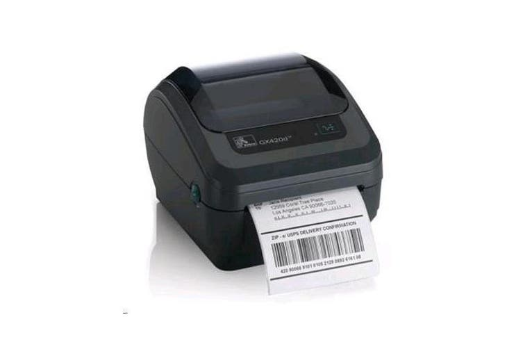 Zebra GK420D direct thermal label printer 203 DPI EPL2 and ZPL II USB and ethernet (10/100) (R2.0)