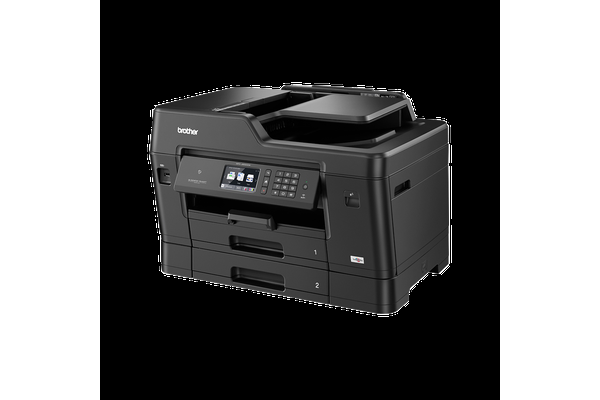 Brother Professional A3 Inkjet Multi-Function Centre with 2-Sided Printing, Dual Paper Trays, and A3 2-Sided Scanner