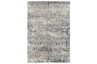 Esquire Segments Traditional Blue Rug 400X300cm