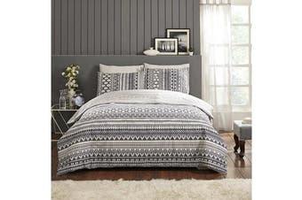 Park Avenue 250 Thread count 100 % Cotton Reversible Quilt Cover Set Double Bed -  Esta