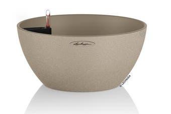 Lechuza Cubeto Bowl 30 (Sand Beige)