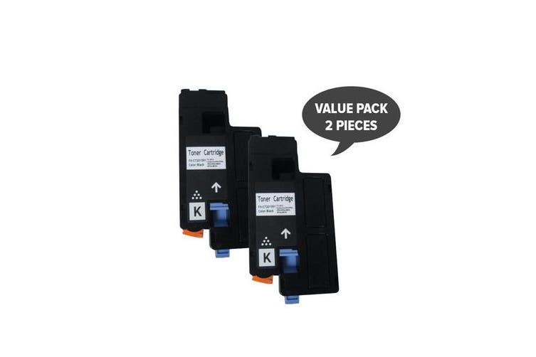 CT201591 CP105/205 Premium Black Generic Toner (Set of 2)