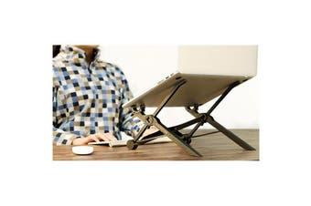 OEM NEXSTAND Portable Lightweight  folding & Height Adjustable Eye-Level Ergonomic Laptop notebook
