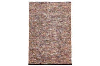 Livvy Multi Flat Weave Rug 225x155cm