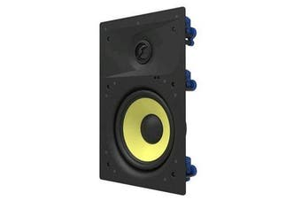 """Lumiaudio FLW-6 6.5"""" 2-way IN-wall Frameless Speaker. Freq. Response 60Hz-20 KHz. RMS Power 60W"""