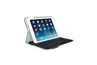 Logitech Ultrathin Keyboard Folio Case for iPad Mini 1/2/3  - Grey/Black Carbon