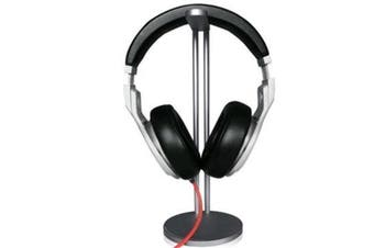 OEM Aluminium Studio Gaming Headphone Headset Stand Holder Hanger Grey Colour Matte Finish