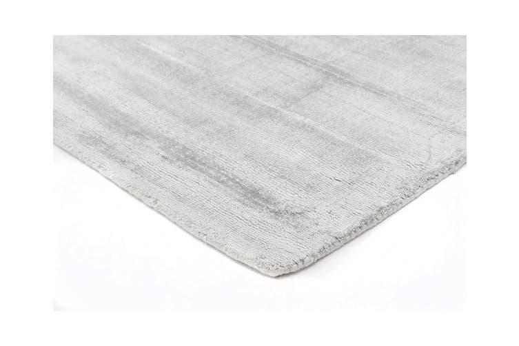 Luxe Modern Distressed Rug Sky Blue 225x155cm