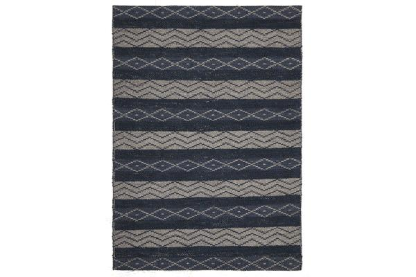 View more of the Gypsy Flatweave Rug Teal 225X155cm