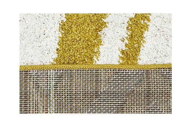 Chevy Shag Rug Lime 330x240cm