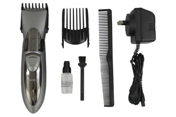 Wet/Dry Cordless Rechargeable Hair & Beard Trimmer Clipper 3-15Mm Hc-001
