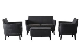 Keter Salemo Outdoor Lounge Set