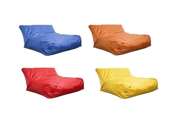 Floating Lounge Bean Bag - Yellow